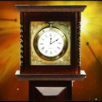 Classic Grandfather Prediction Clock Pro 3