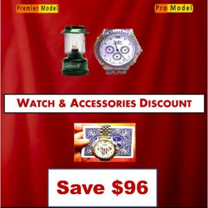 Pro Wristwatch Deal 2 save 96