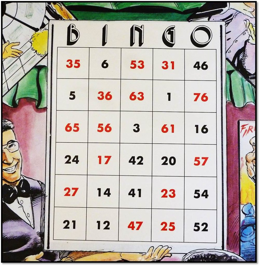 Bingo Mentalism