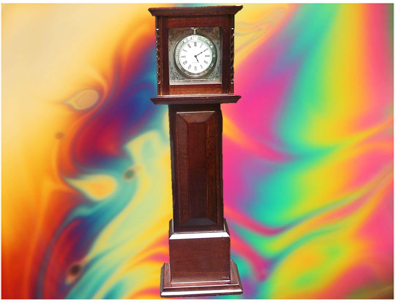 Classic Prediction Grandfather Clock Pro