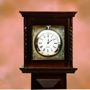 Classic Prediction Grandfather Clock Pro 3 Silver
