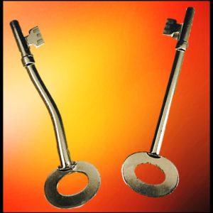 Bent Skeleton Key