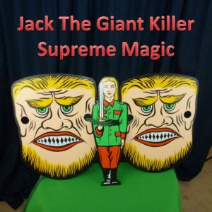 Jack the Giant Killer Supreme Magic
