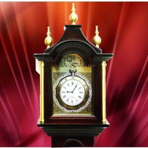 Majestic Grandfather Clock Premier