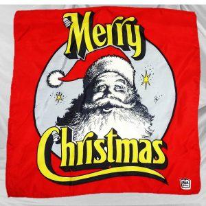 "Merry Christmas Silk 17"""