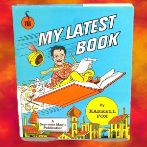 My Latest Book Karrell Fox