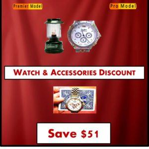 Pro Wristwatch Deal 2. Save 51
