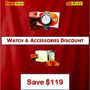 Save 119. Premier Wristwatch
