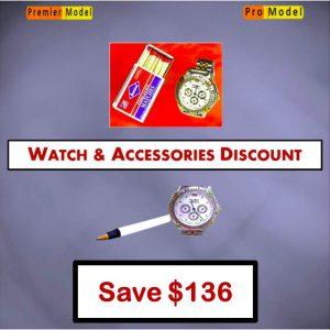 Save 136 Deal 2 Premier Wristwatch