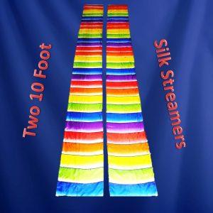 Silk Streamers